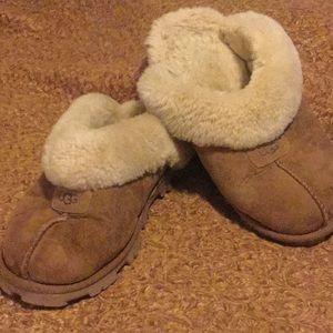 Tan Ugg Slippers